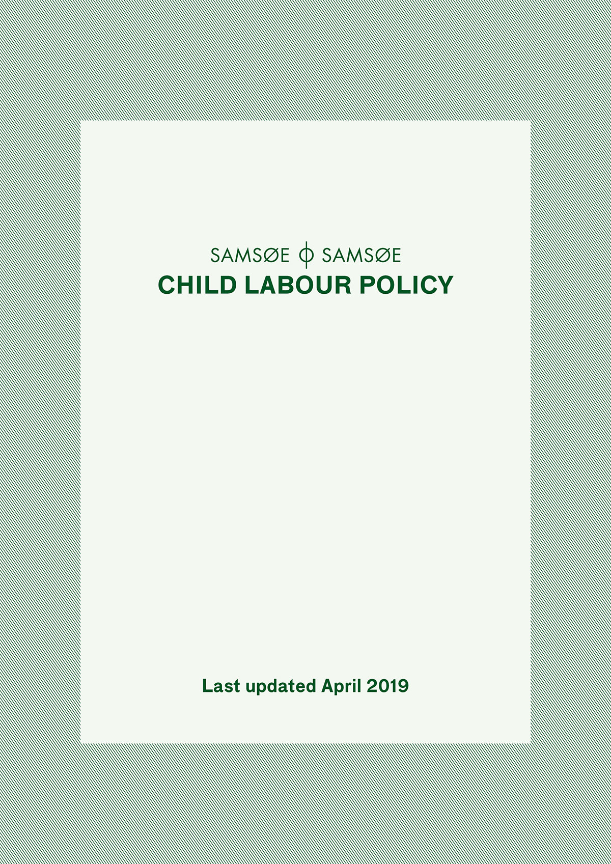 Child Labour Policy 1