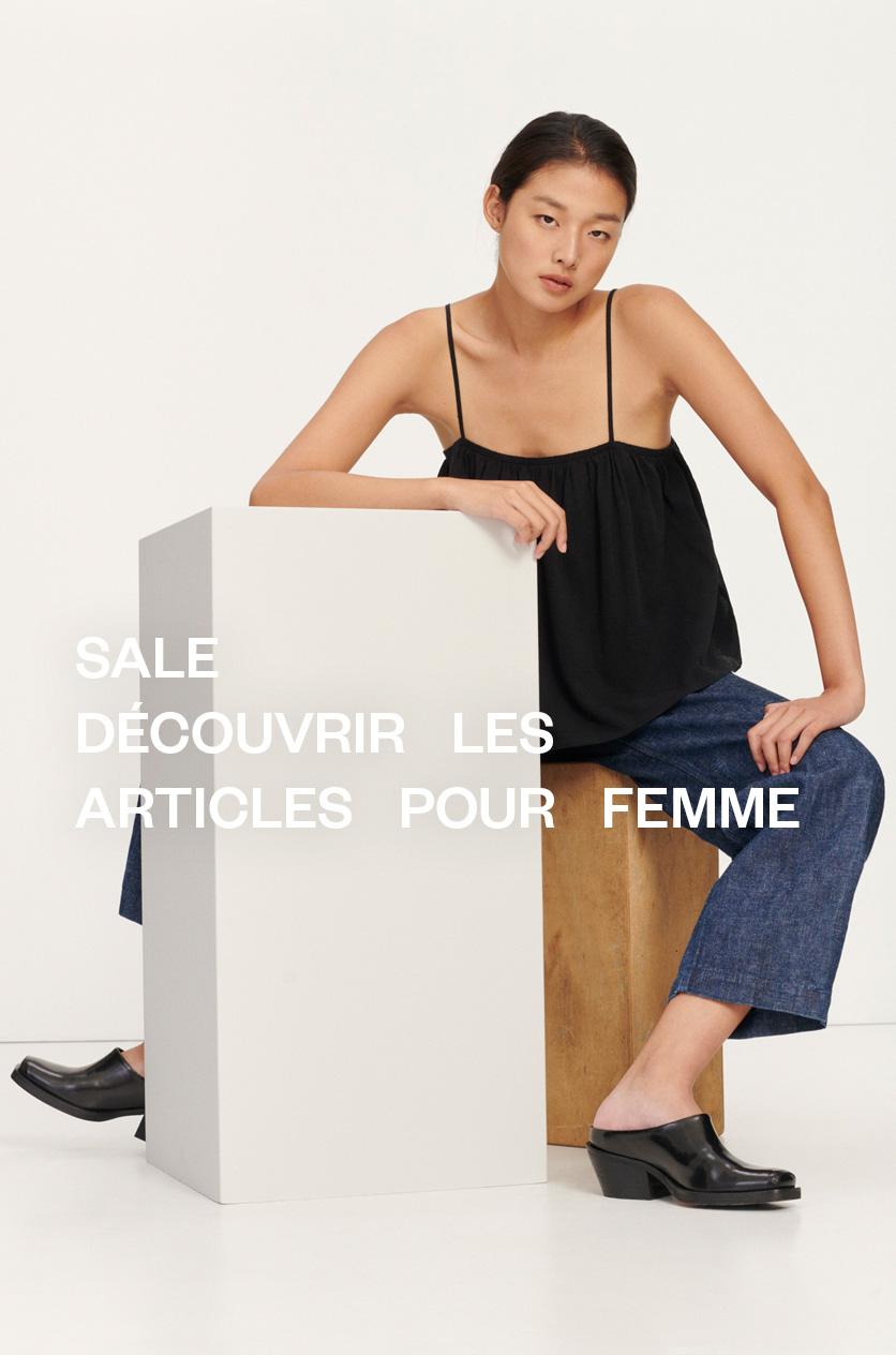 Les soldes Mode féminine M