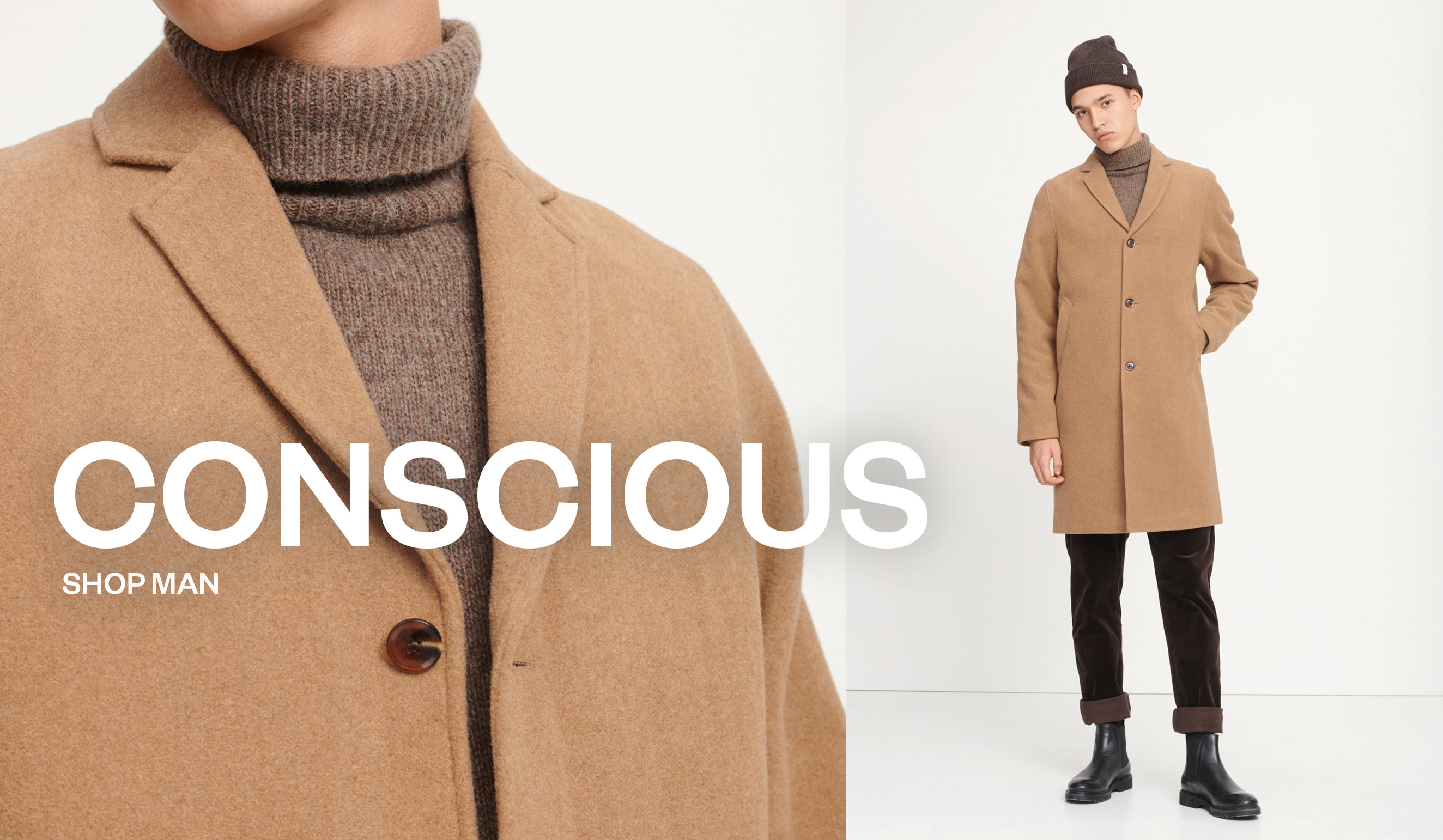 Conscious collection Men's Fashion