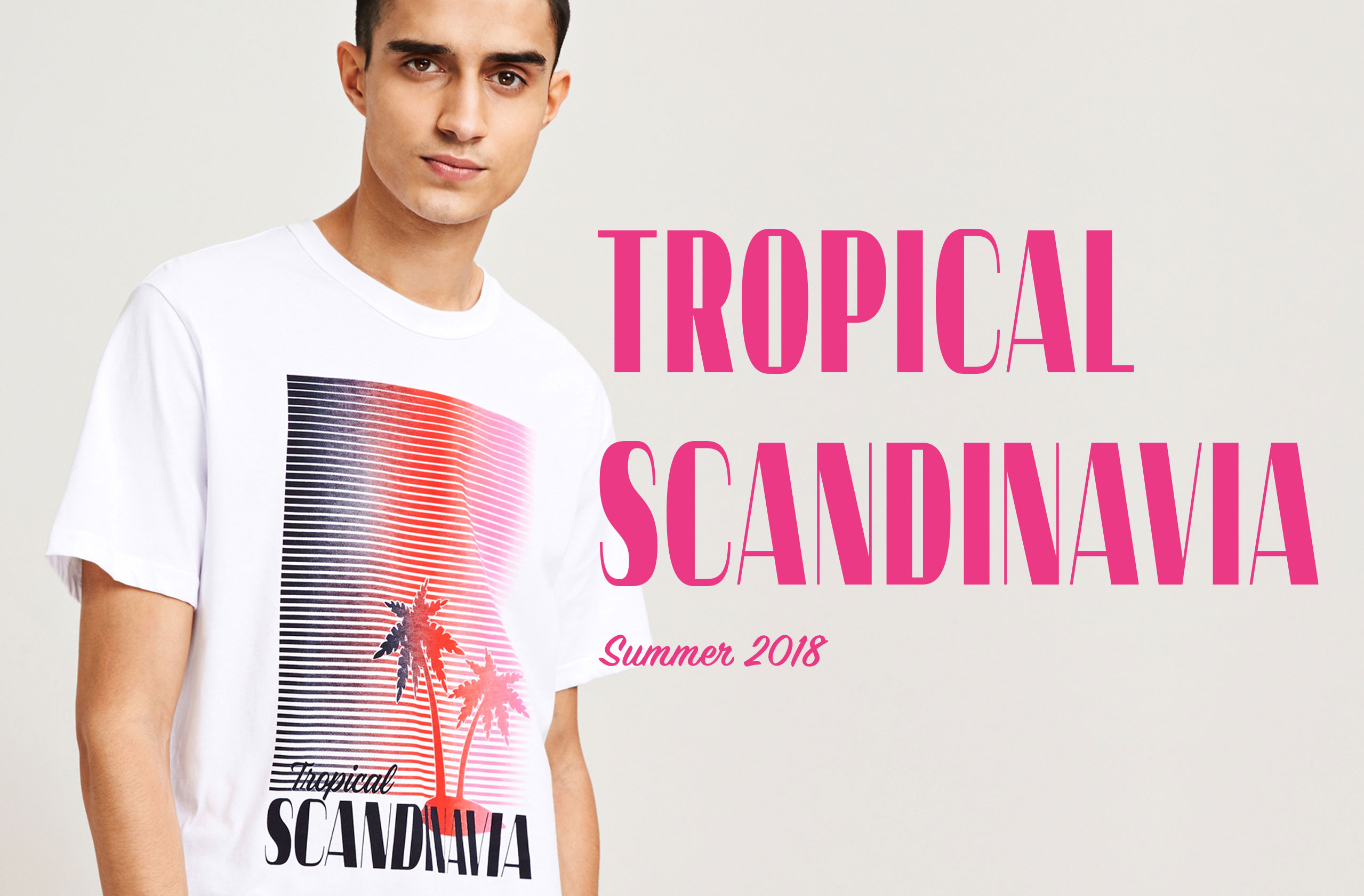 Man Tropical Scandinavia