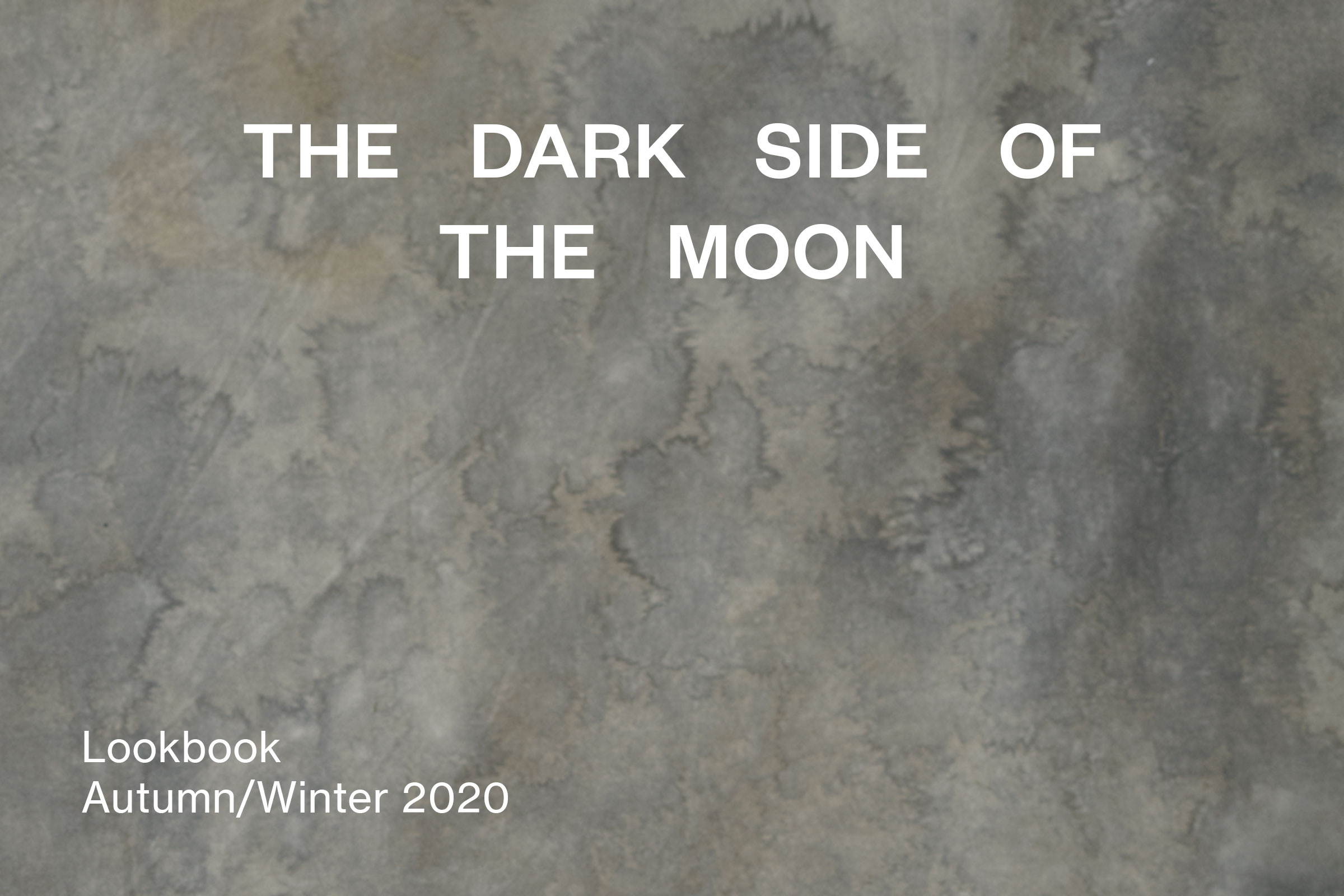 2020A Lookbook The Dark Side of the Moon