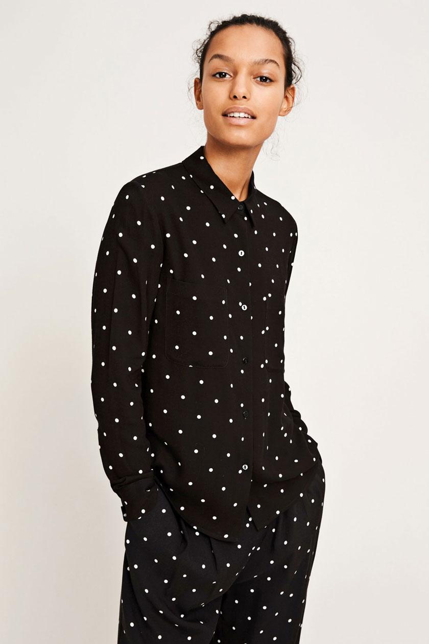 Milly shirt aop