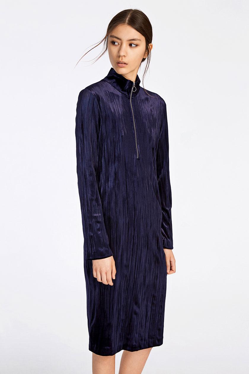 Ziva zip dress