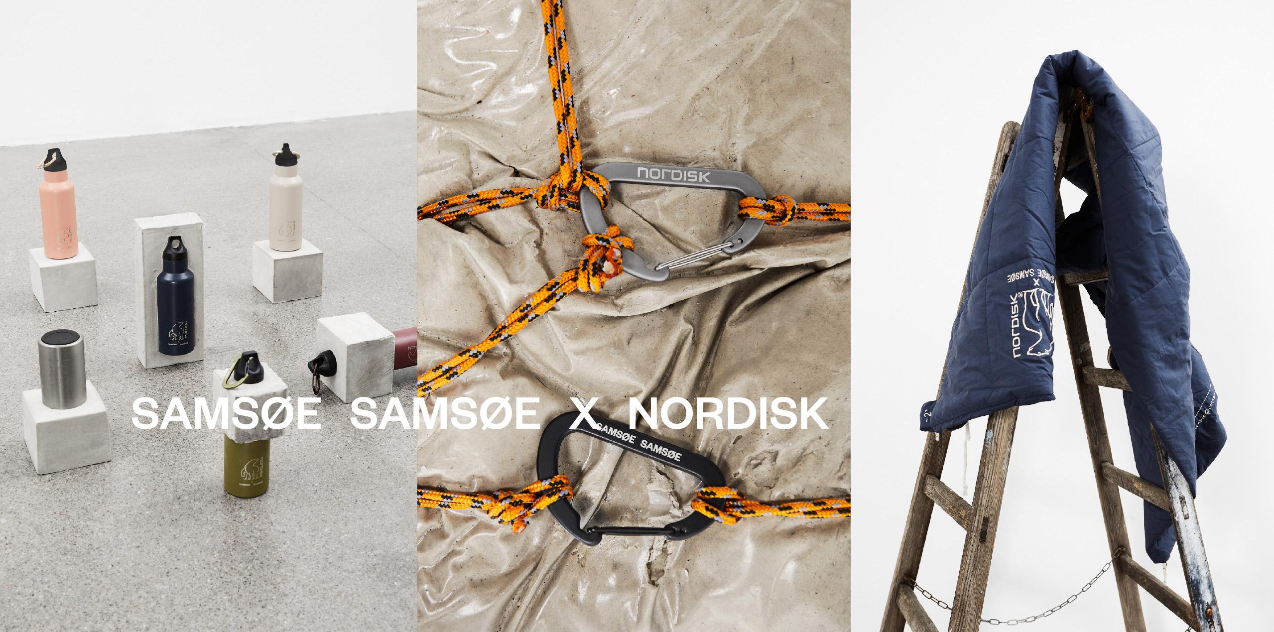 Samsøe Samsøe x Nordisk