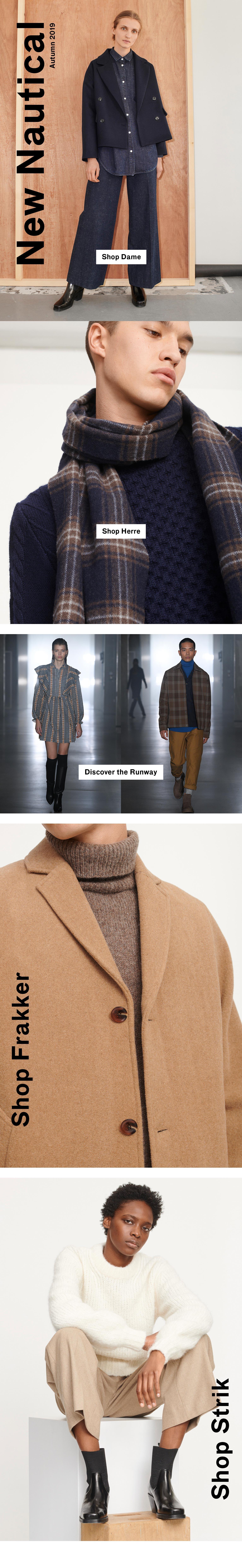 M Modetøj til kvinder og Herremode