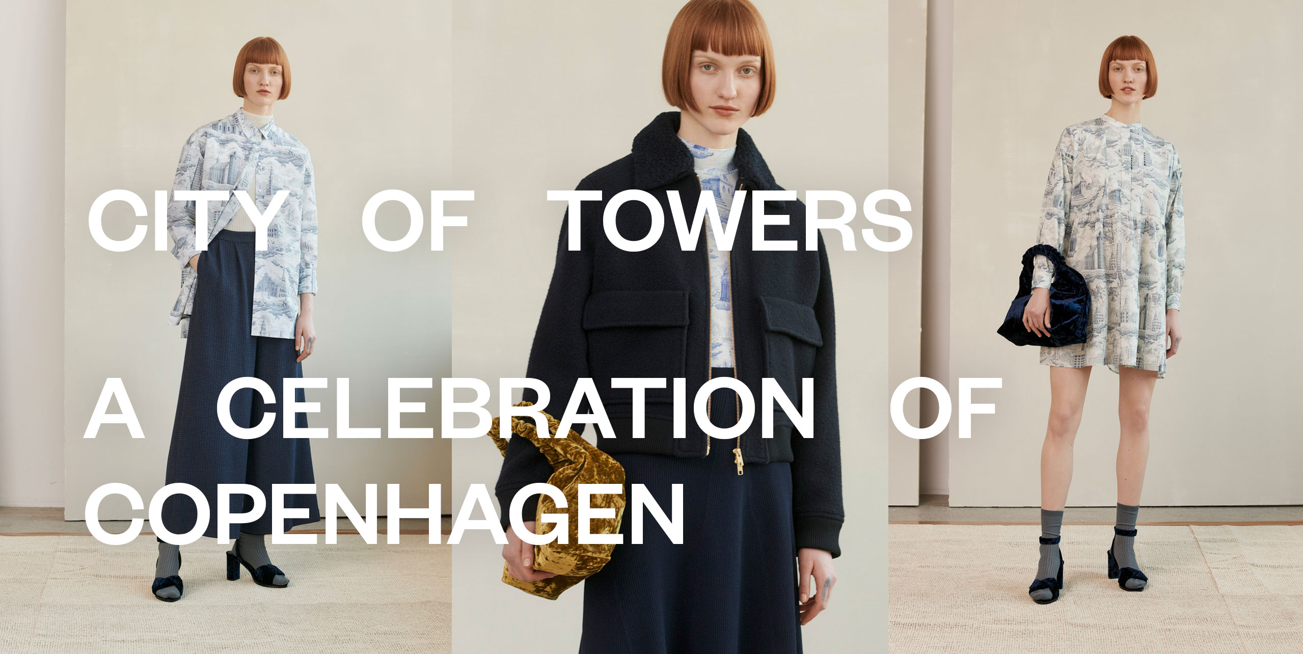 City of Towers Women's Fashion