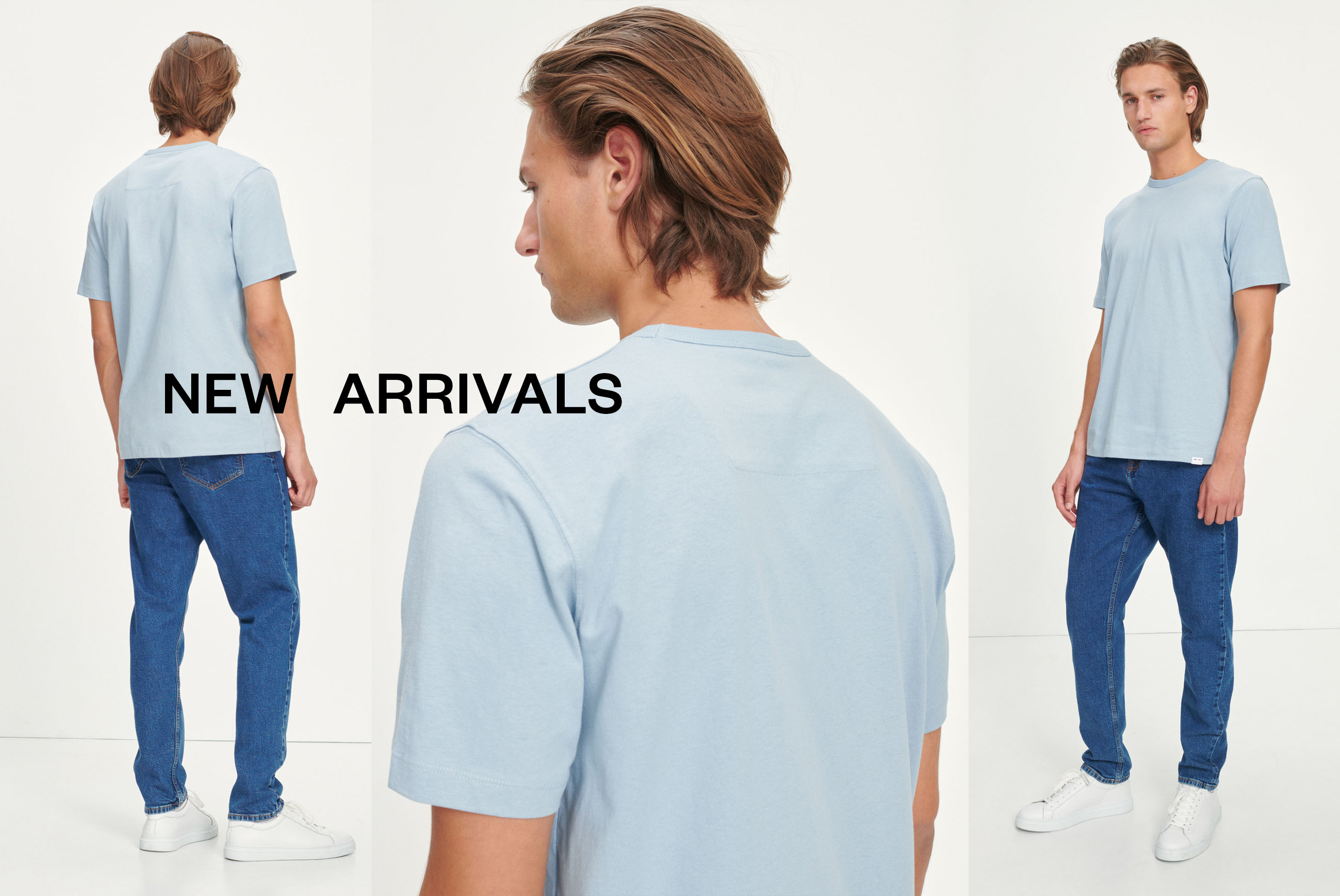 New arrivals Men's Fashion