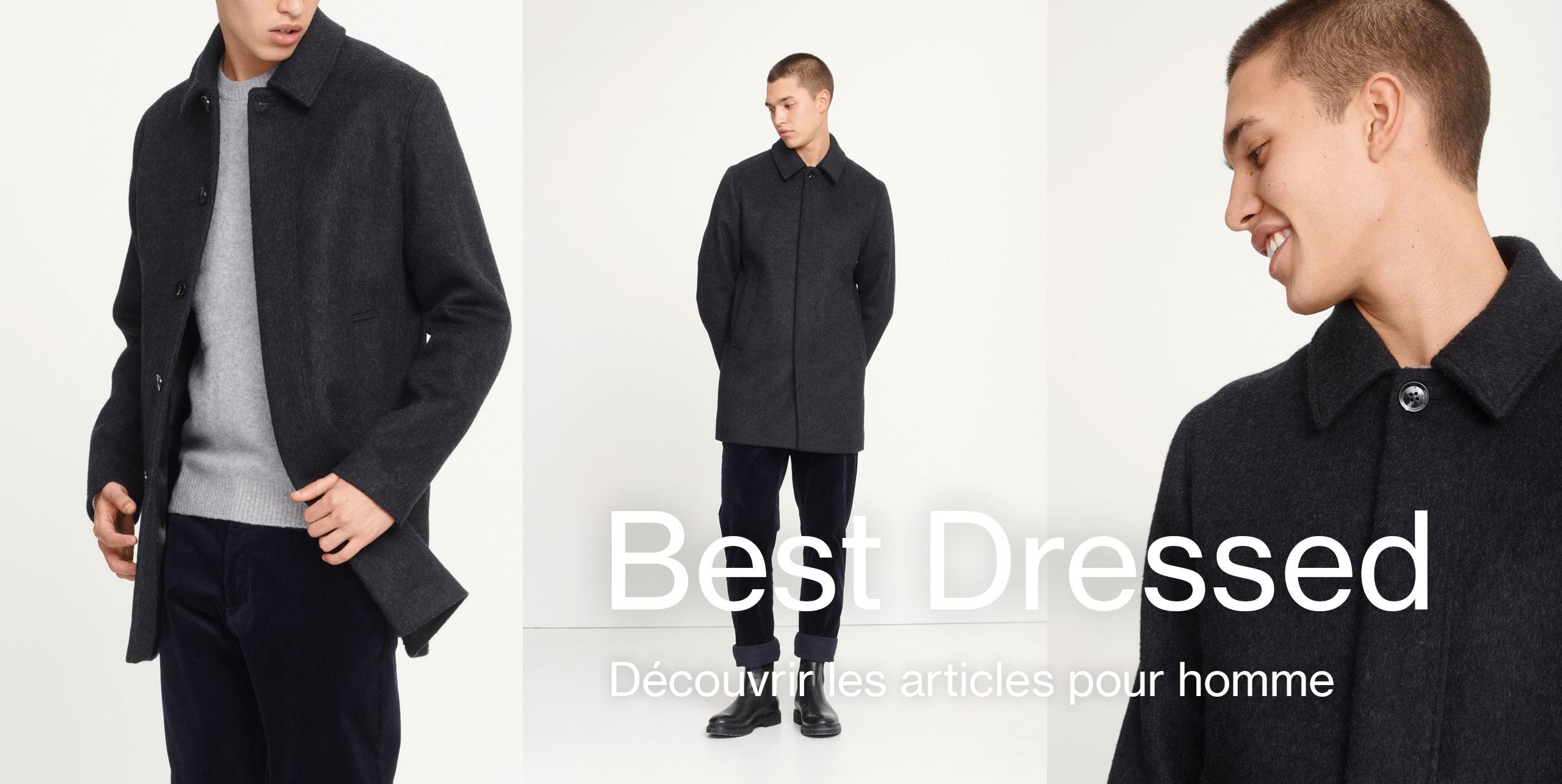 Best dressed Mode masculine