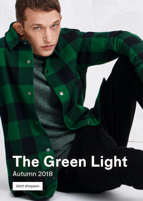Herren Grünes Licht