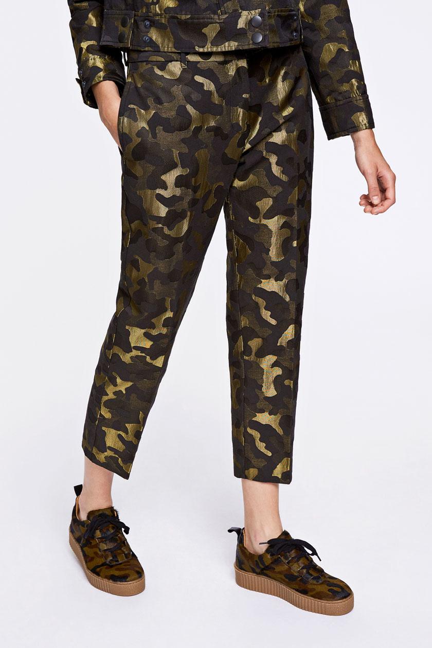 Louise crop pants
