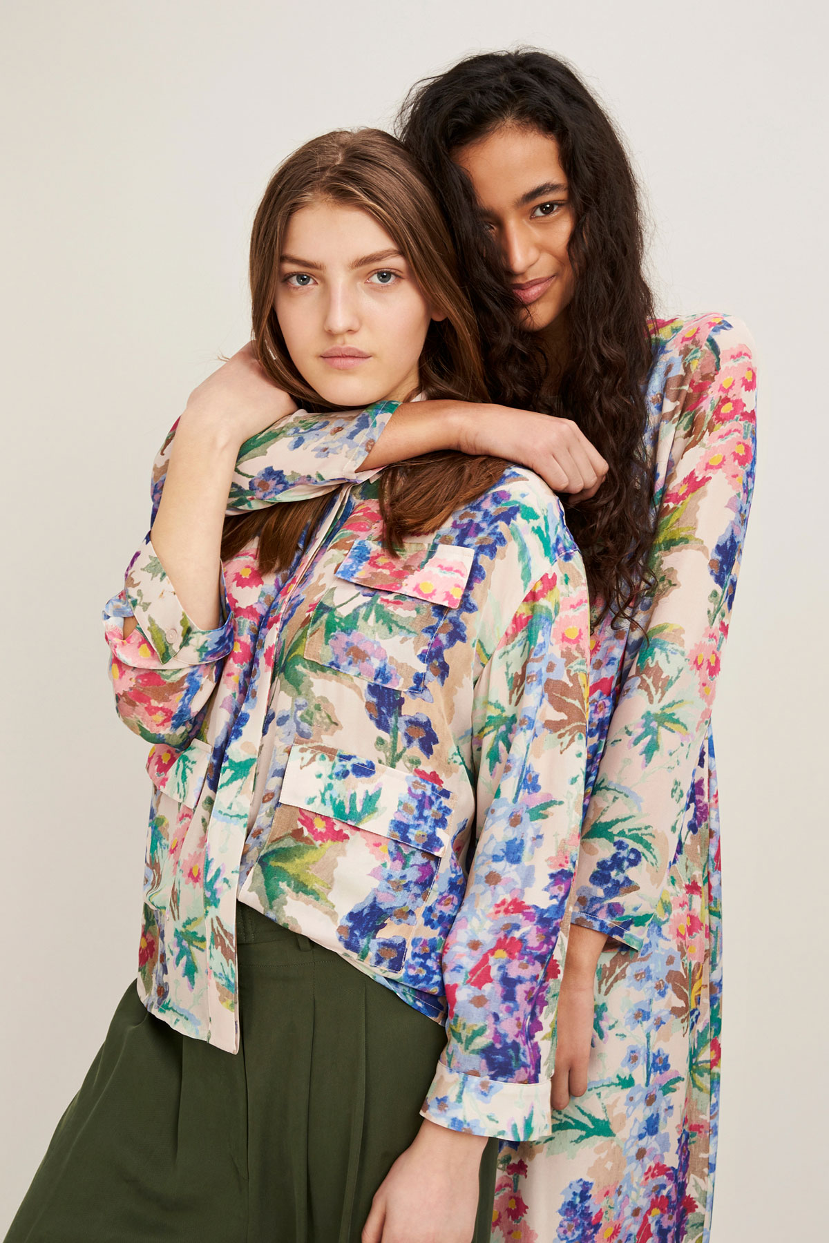 Ilona shirt aop