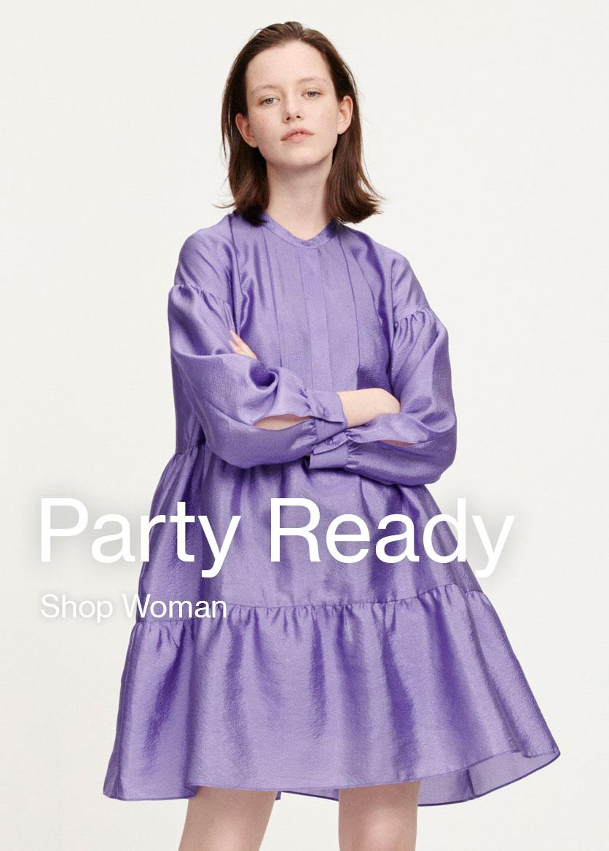 Party ready Women's fashion M