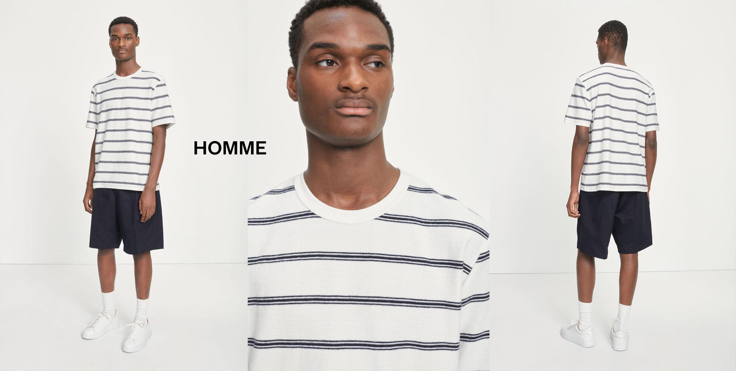 Nouveautés Homme