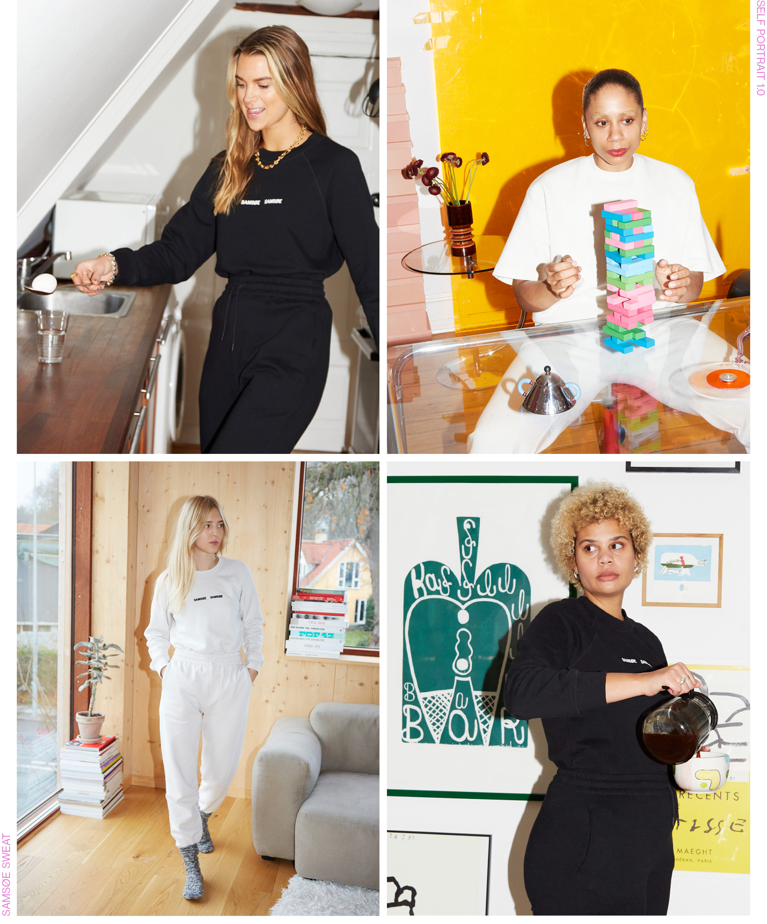 Samsøe sweat Women's fashion