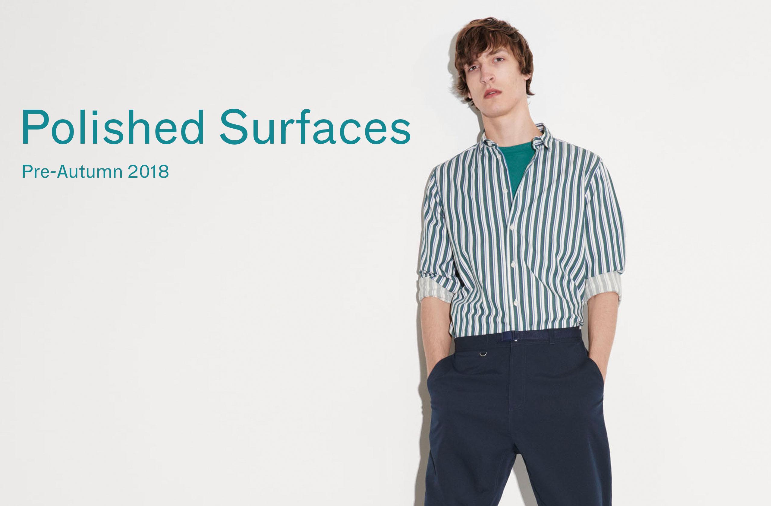 Man Polished Surfaces