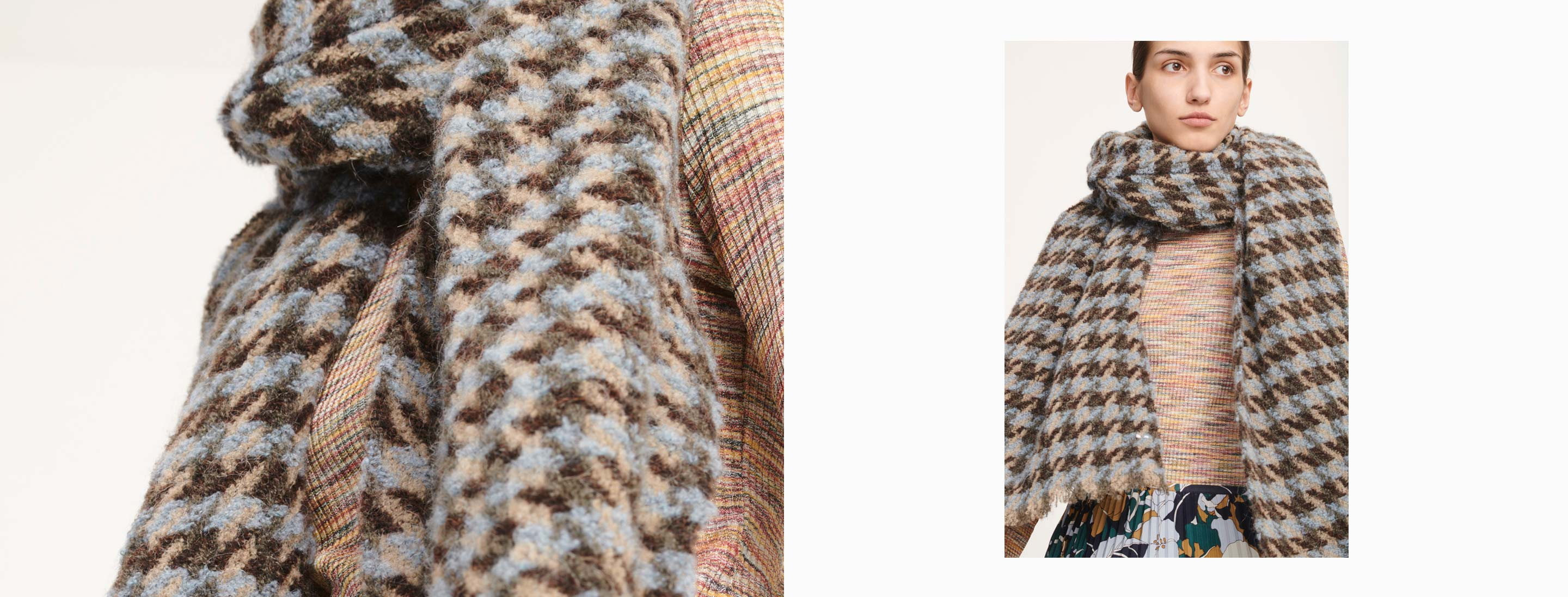 Scarves Woman Category