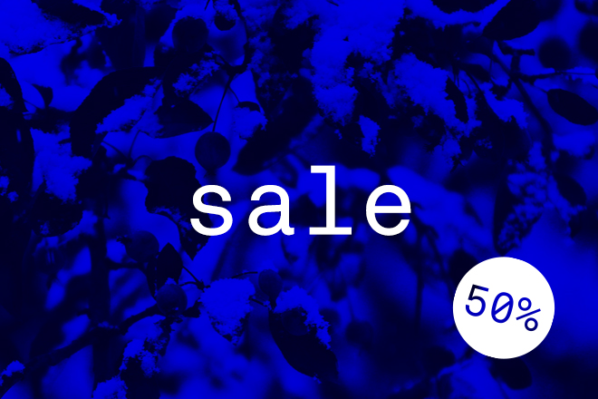 Winter Sale -50% Men's Category